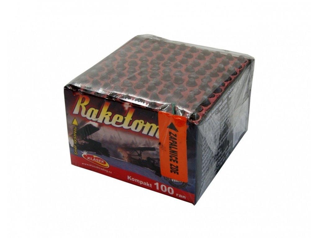 Klásek Trading s.r.o. Kompakt RAKETOMET 100 ran