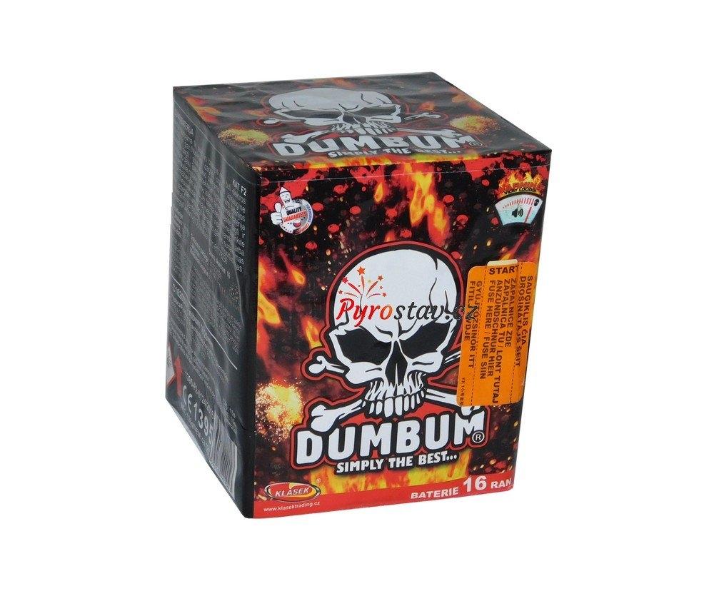 Klásek Trading s.r.o. Kompakt DUMBUM 16 ran