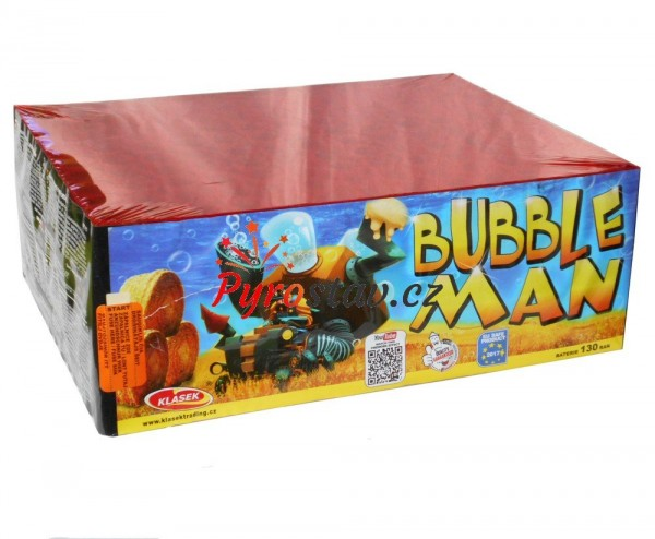 Kompakt BUBBLE MAN 130 ran (1)