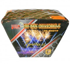 Kompakt BIG FANS COLLECTION 5 25 ran
