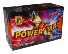 Kompakt POWER MAX 50 ran